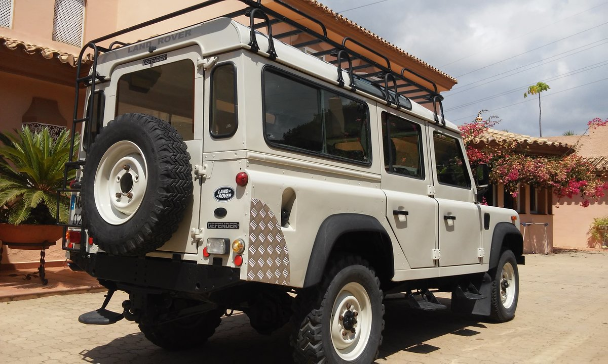 Land Rover Defender 110 Tdi     1996  For Sale (picture 2 of 6)