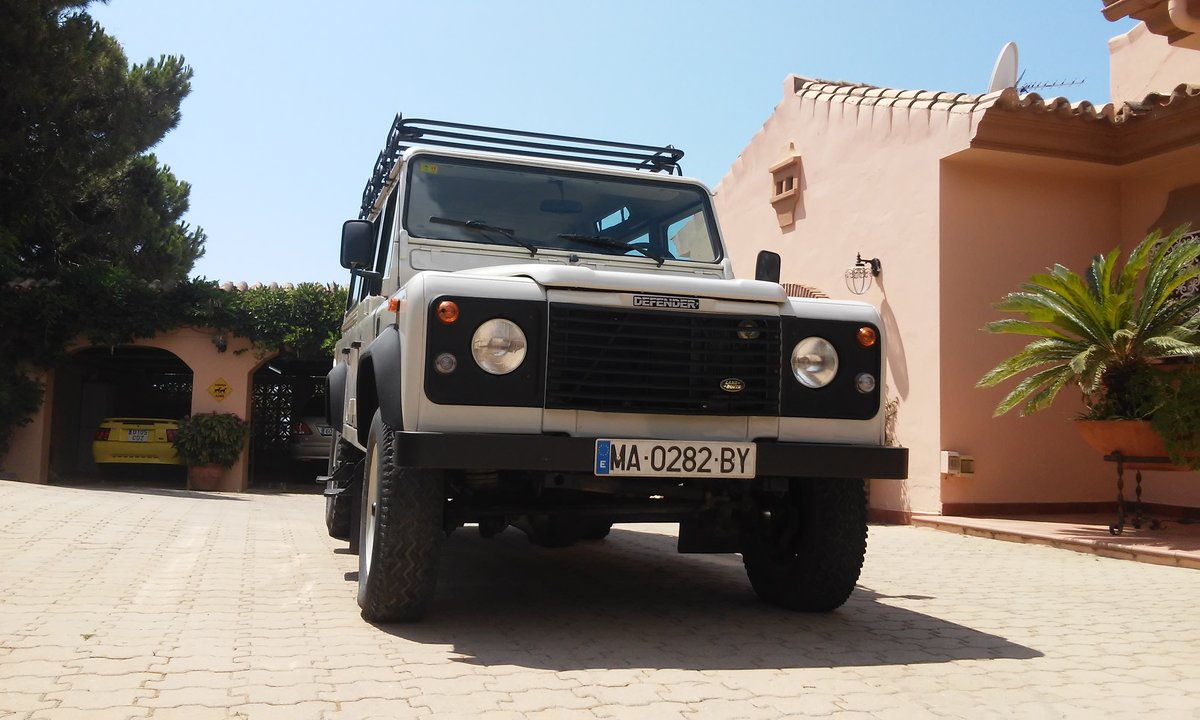 Land Rover Defender 110 Tdi     1996  For Sale (picture 3 of 6)