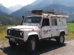 1995 Land Rover Defender 300 tdi sw lhd For Sale
