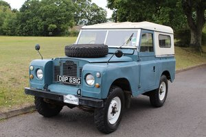 Land Rover Series IIA SWB 1969 - To be auctioned 25-10-19 For Sale by Auction