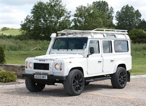 2003 Land Rover Defender 110 Icon