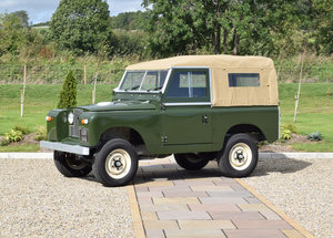 1959 Land Rover Series 2