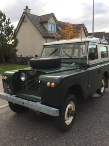 1964 Series 2A Hard top Excellent condition
