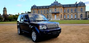 2013 LHD LAND ROVER DISCOVERY 4, 3.0 SDV6 LEFT HAND DRIVE For Sale