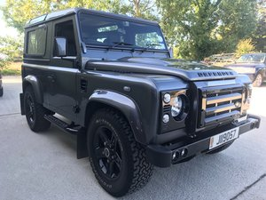 2014 Land Rover Defender Urban Truck I owner 4213 miles as new For Sale
