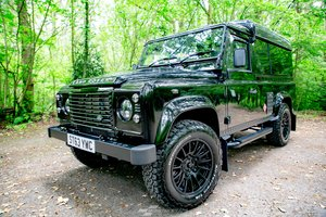 2013 Land Rover Defender 110 Dormobile Camper