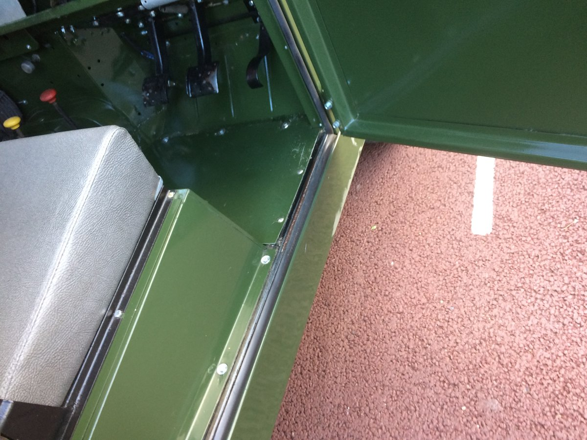 1959 landrover series 2 in stunning condition For Sale (picture 5 of 6)