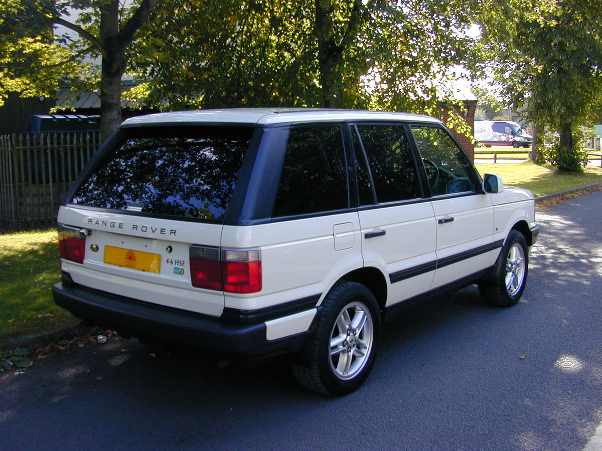 2000 RANGE ROVER P38 4.6 HSE RHD - COLLECTOR QUALITY! For Sale (picture 3 of 6)