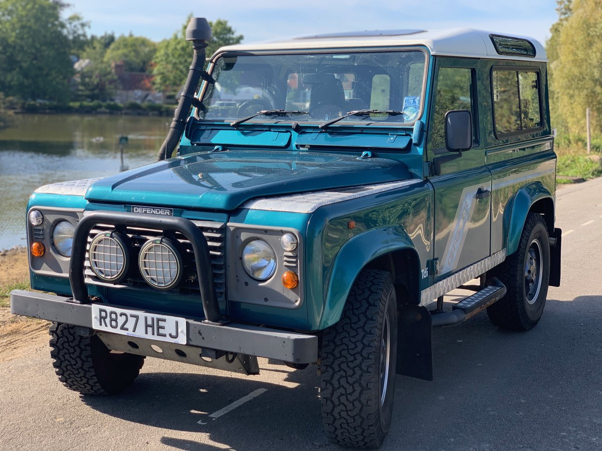 1998 Land rover 90 defender 300 tdi  SOLD (picture 2 of 6)