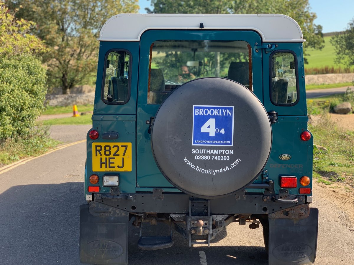 1998 Land rover 90 defender 300 tdi  SOLD (picture 3 of 6)