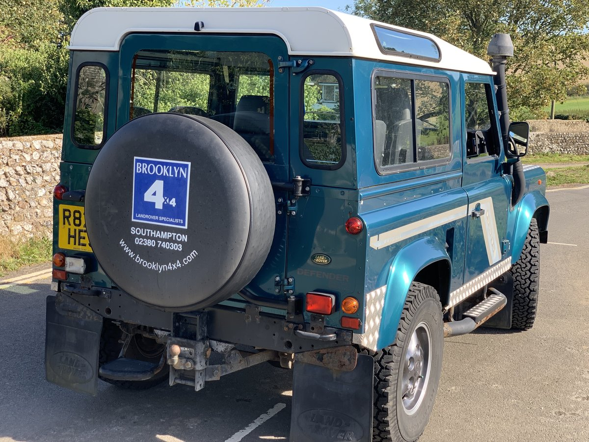 1998 Land rover 90 defender 300 tdi  SOLD (picture 4 of 6)