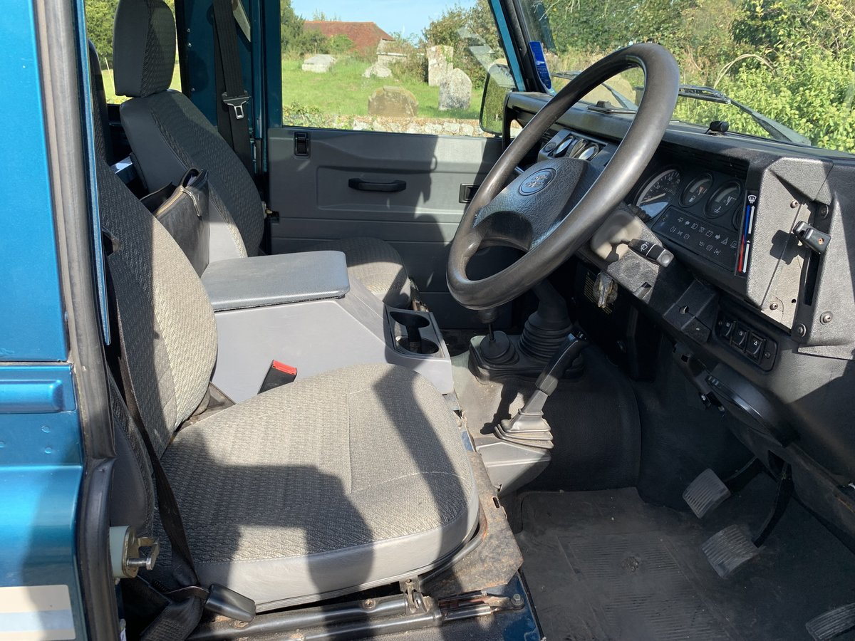 1998 Land rover 90 defender 300 tdi  SOLD (picture 5 of 6)