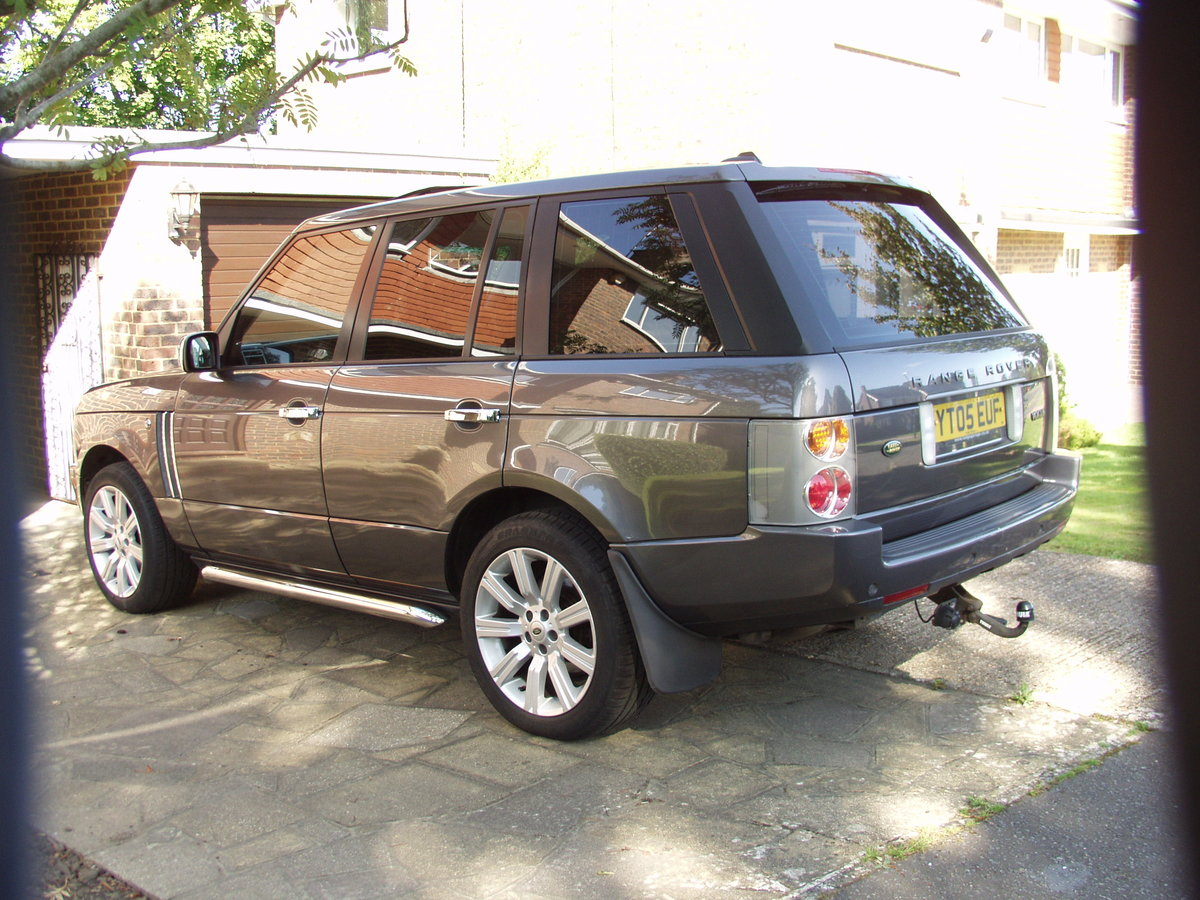 2005 Range Rover 'Full Fat' low mileage, awesome! SOLD (picture 1 of 6)