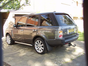 2005 Range Rover 'Full Fat' low mileage, awesome!