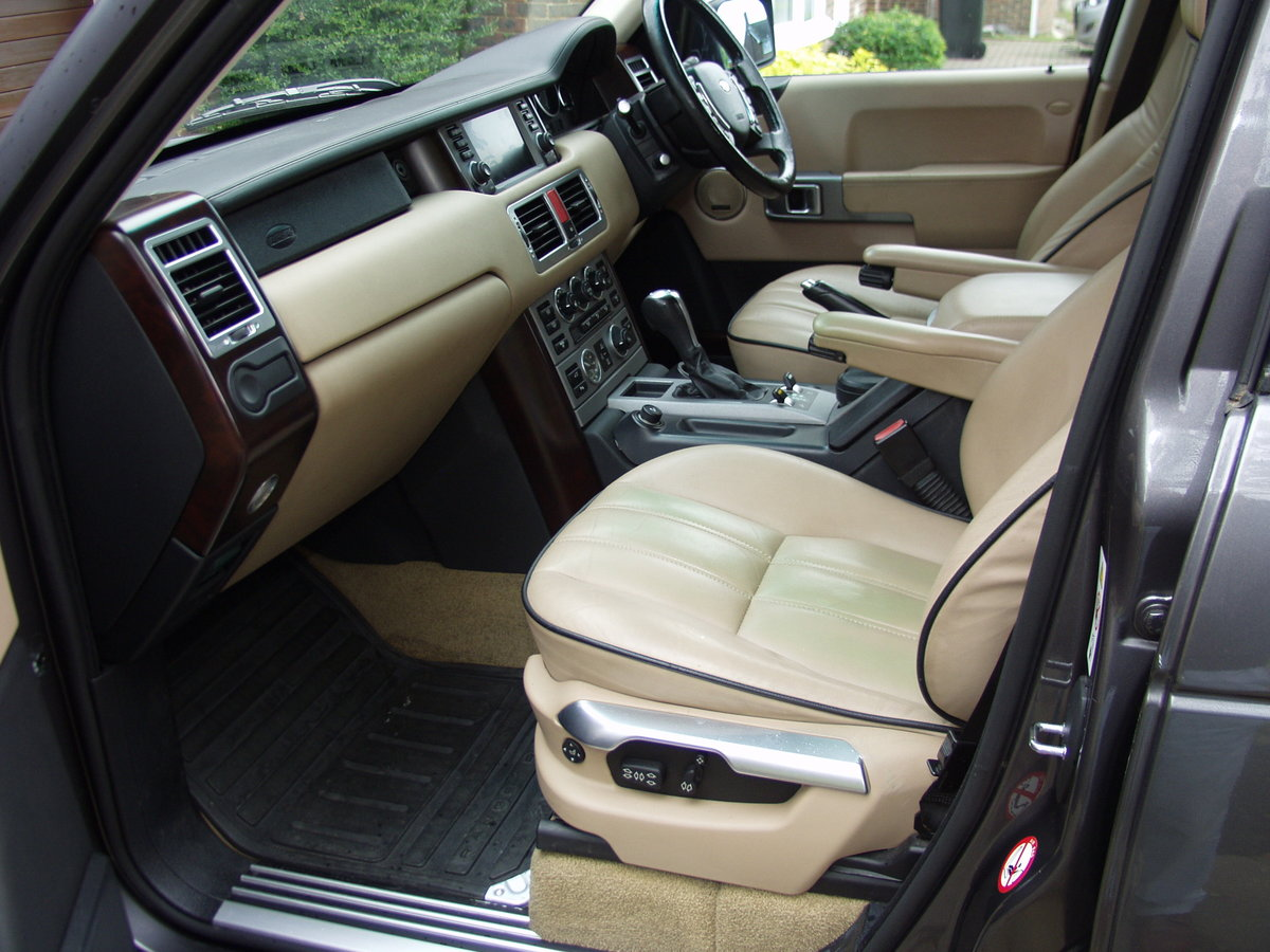 2005 Range Rover 'Full Fat' low mileage, awesome! SOLD (picture 6 of 6)