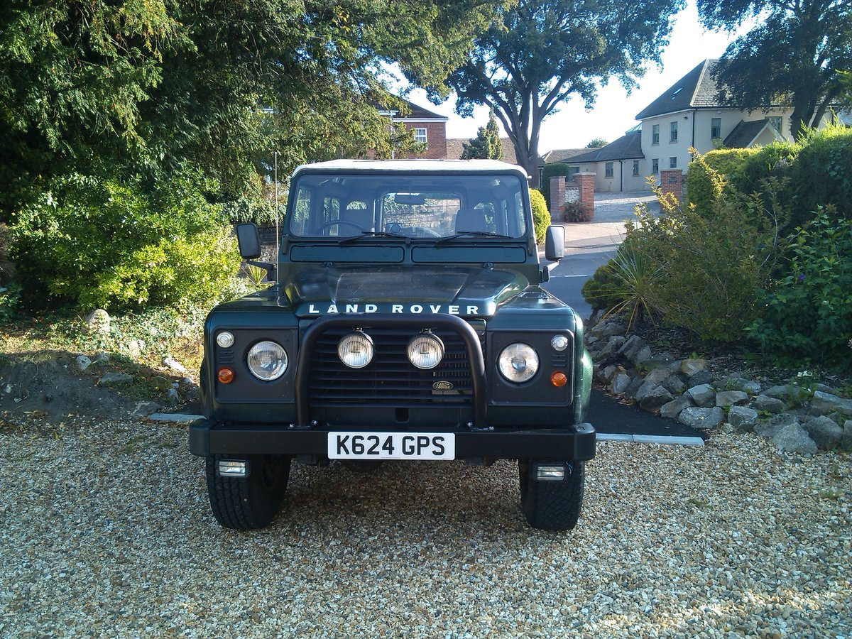 1993 Land Rover Defender 90 Genuine County VGC For Sale (picture 1 of 6)