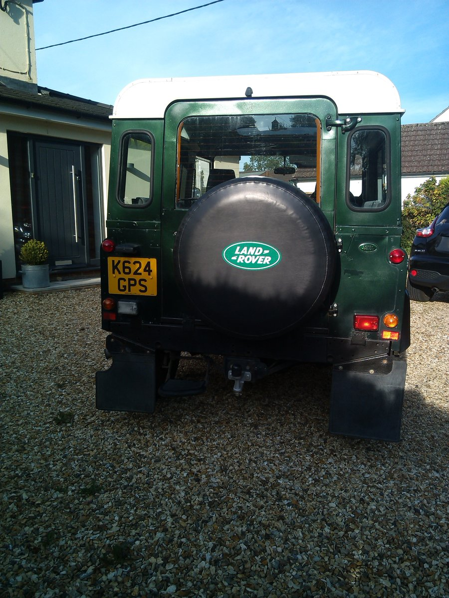 1993 Land Rover Defender 90 Genuine County VGC For Sale (picture 3 of 6)