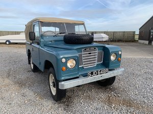 1977 Land Rover ® Series 3 *Power Steering* (SJD) For Sale