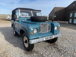 1980 Land Rover® Series 3 *Bond Edition* (SUR) RESERVED For Sale