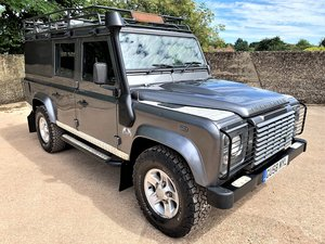 2008 high spec 08/58 Defender 110 TDCi XS utility+85000m 2 owner SOLD