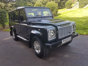 2014 LAND ROVER DEFENDER 110 XS TDCI COUNTY STATION WAGON For Sale