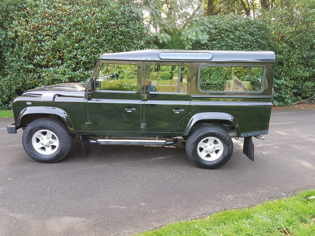 2014 LAND ROVER DEFENDER 110 XS TDCI COUNTY STATION WAGON For Sale (picture 3 of 6)