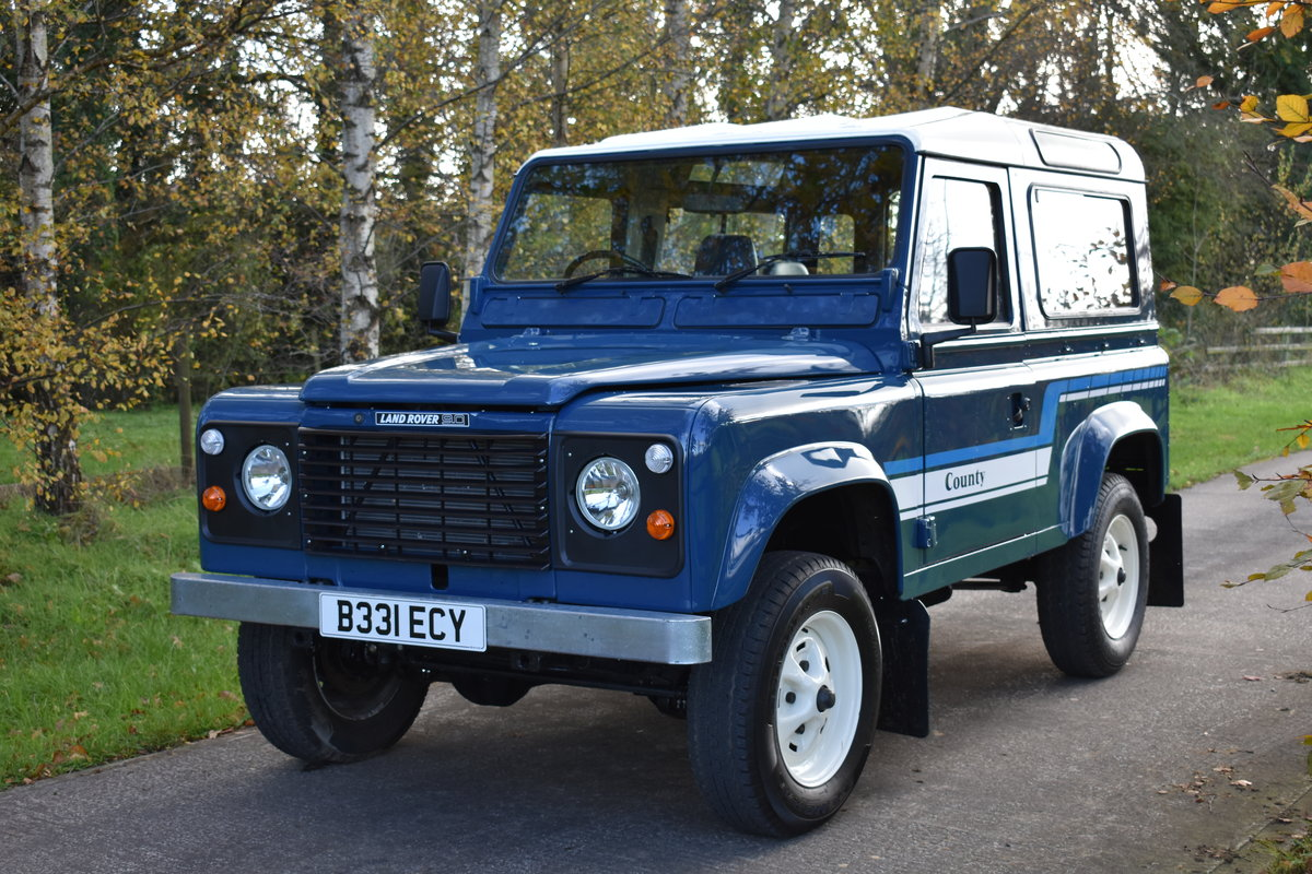 1985 Land Rover 90 Factory V8 For Sale (picture 5 of 6)