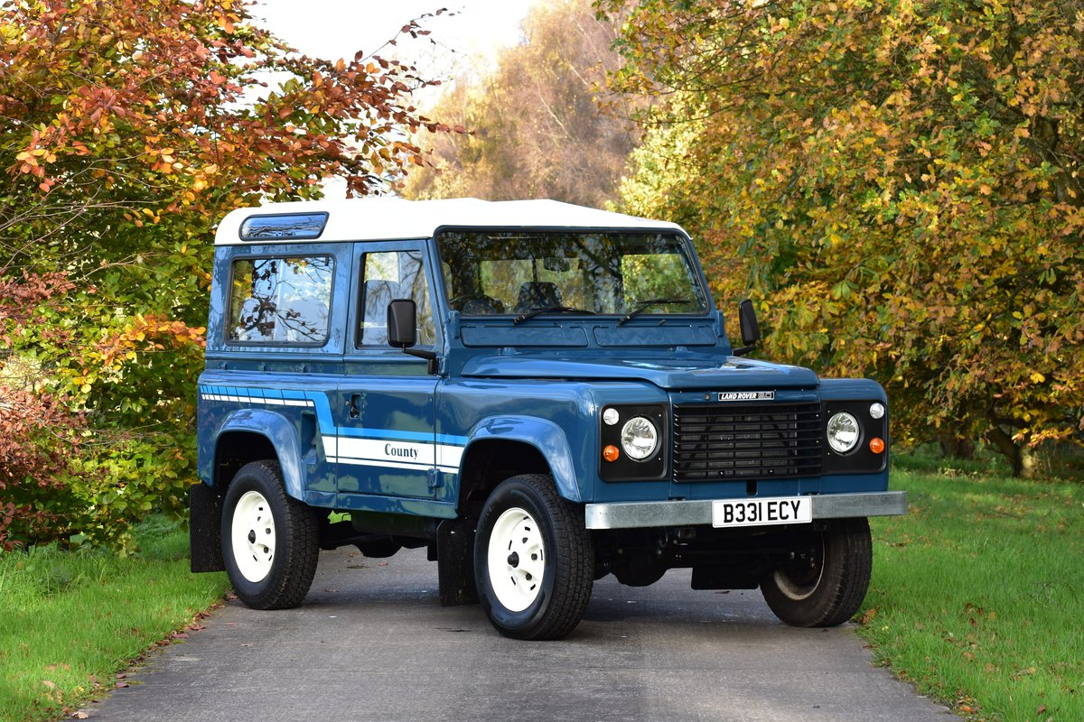 1985 Land Rover 90 Factory V8 For Sale (picture 1 of 6)