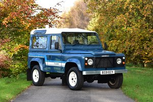 1985 Land Rover 90 Factory V8 For Sale
