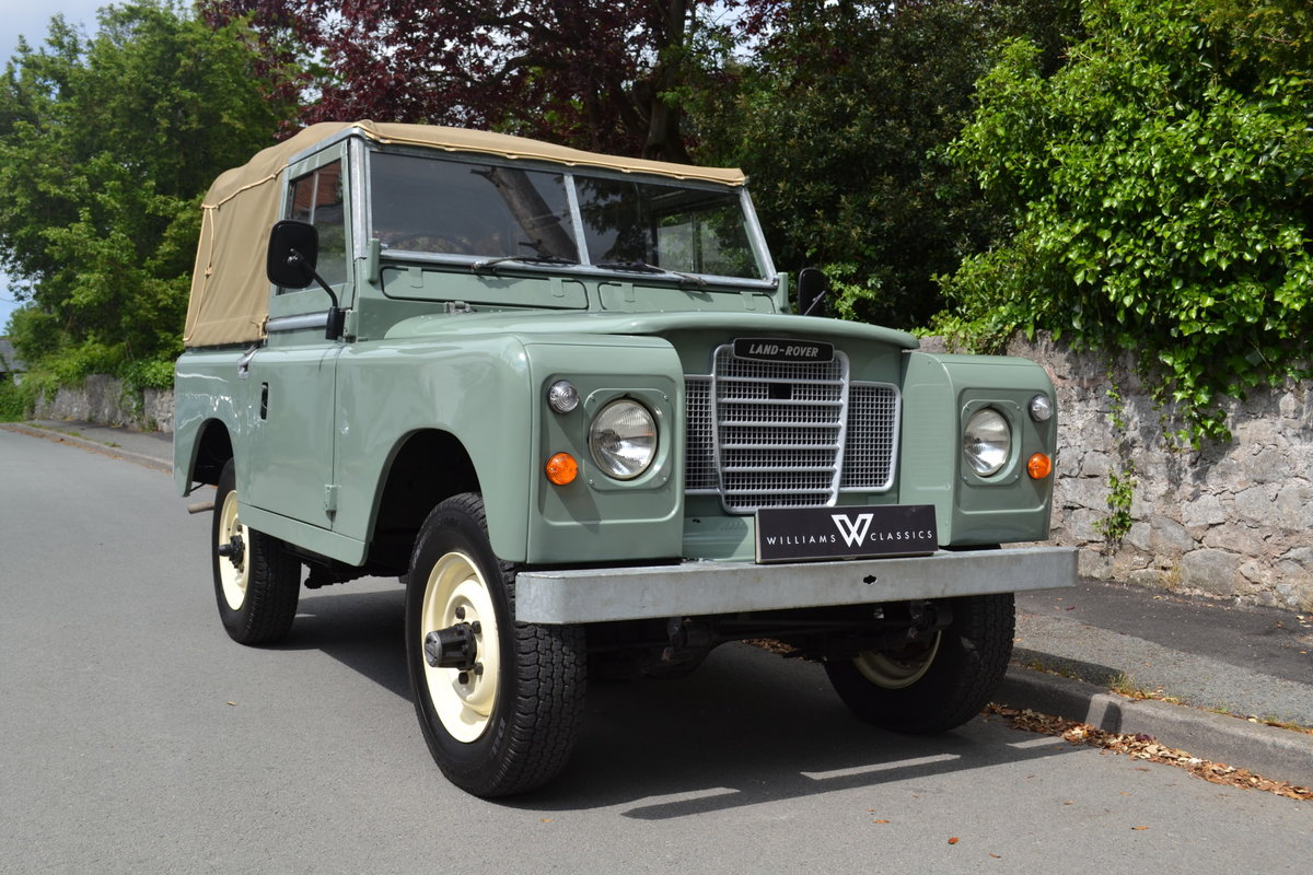 1980 Land Rover Series 3 88