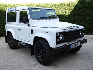 2014 LAND ROVER DEFENDER 90 2.2TDCI COUNTY STATION WAGON  For Sale
