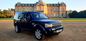 2011 LHD DISCOVERY 4, 3.0 SDV6 SE, 4X4, 7 SEATER LEFT  HAND DRIVE For Sale