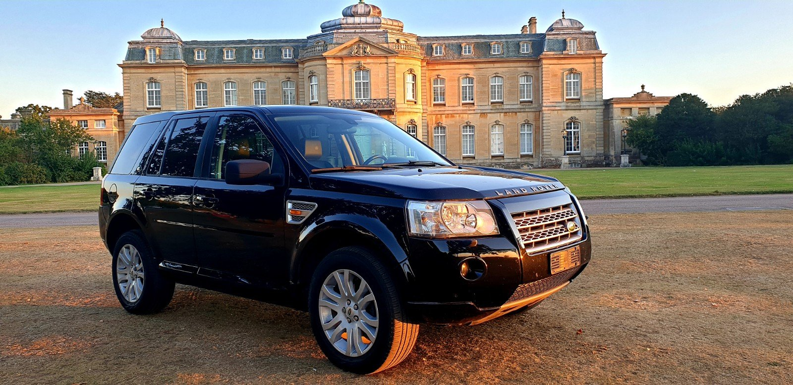 2008 LHD LAND ROVER FREELANDER 2.2 td4 LEFT HAND DRIVE For Sale (picture 1 of 6)