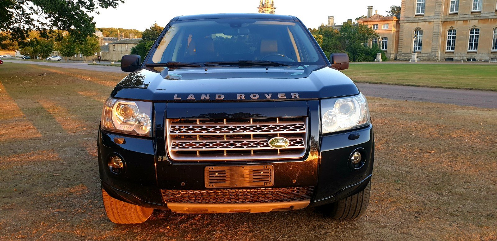 2008 LHD LAND ROVER FREELANDER 2.2 td4 LEFT HAND DRIVE For Sale (picture 2 of 6)