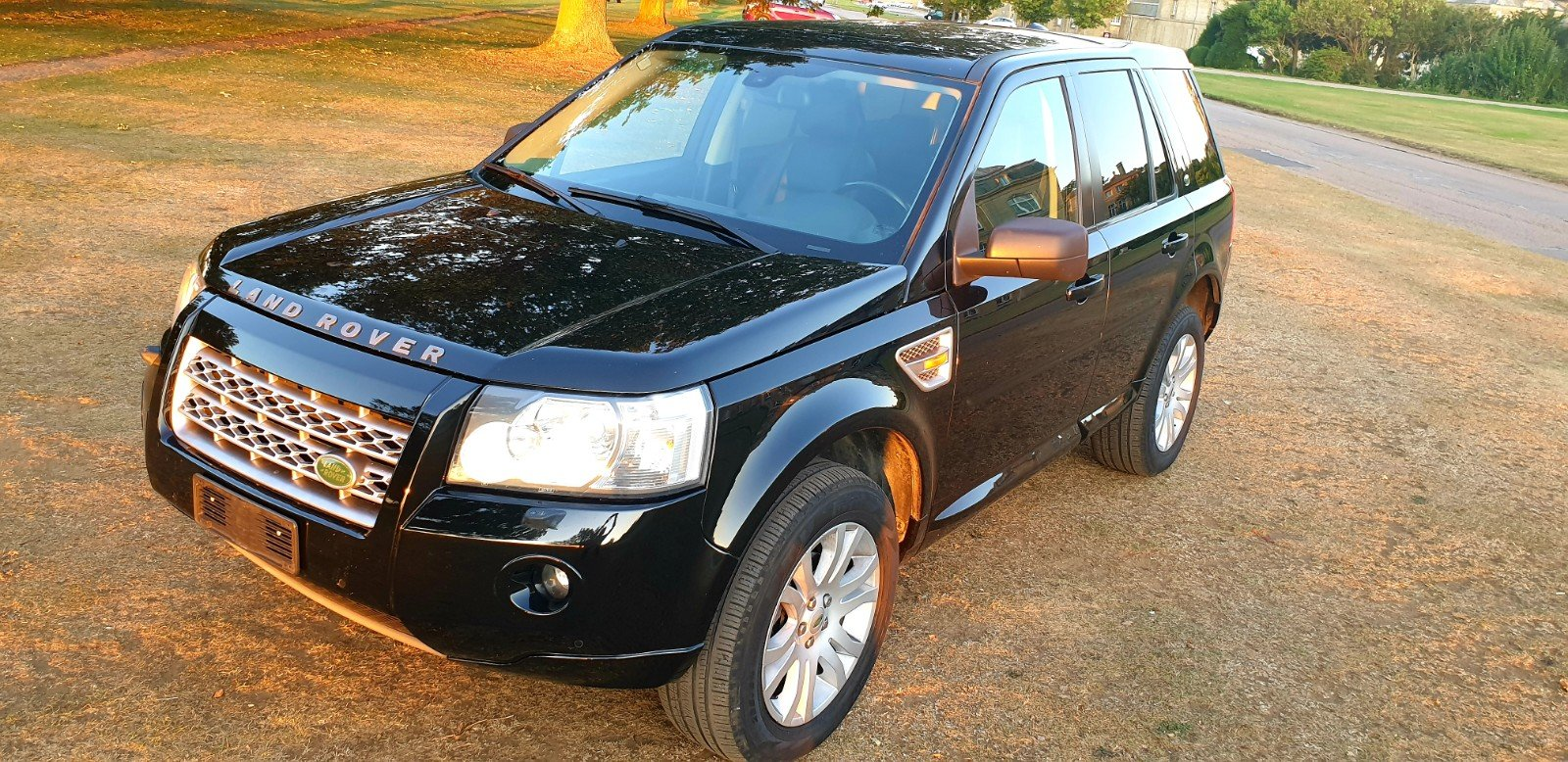 2008 LHD LAND ROVER FREELANDER 2.2 td4 LEFT HAND DRIVE For Sale (picture 3 of 6)