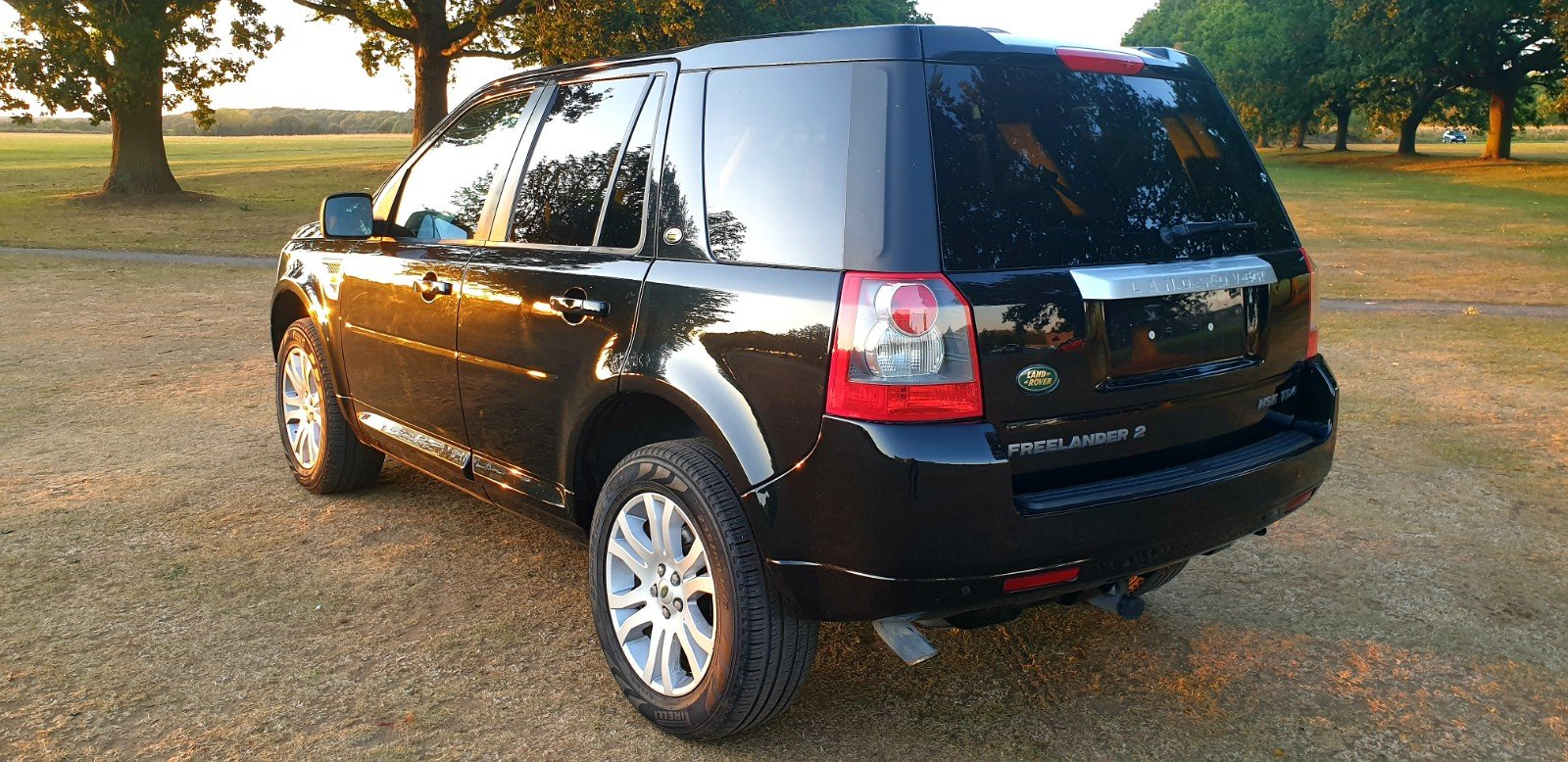 2008 LHD LAND ROVER FREELANDER 2.2 td4 LEFT HAND DRIVE For Sale (picture 4 of 6)