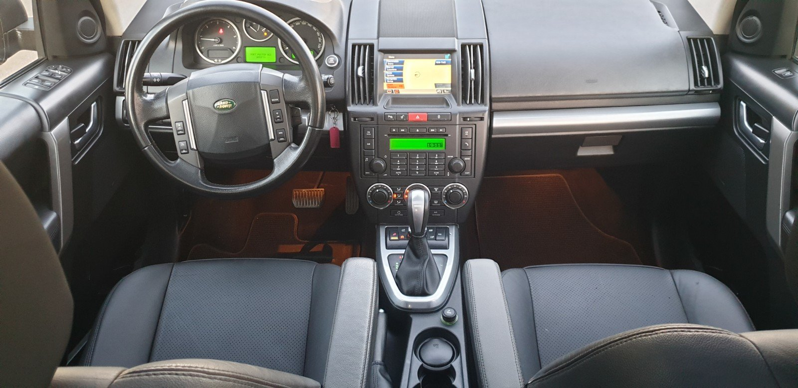 2008 LHD LAND ROVER FREELANDER 2.2 td4 LEFT HAND DRIVE For Sale (picture 5 of 6)