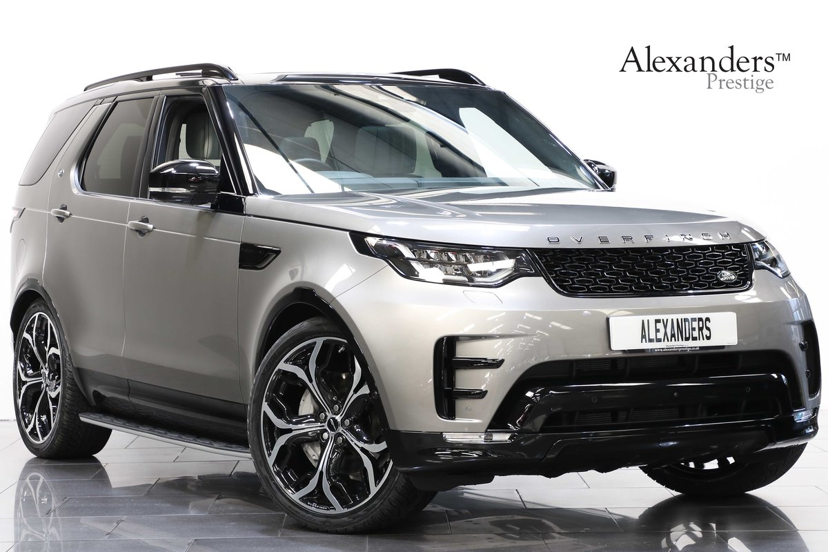 2019 19 19 LAND ROVER DISCOVERY HSE LUXURY AUTO For Sale (picture 1 of 6)
