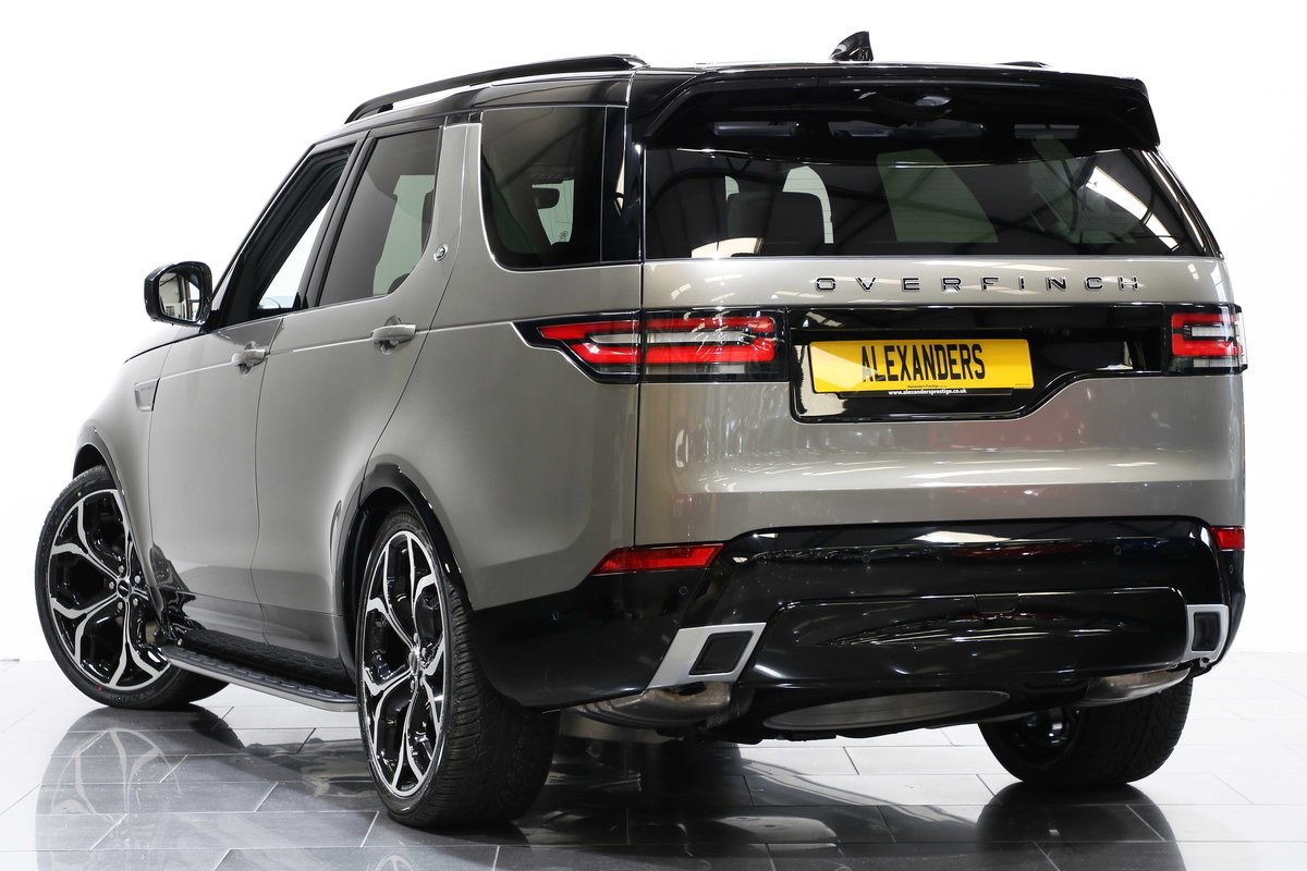 2019 19 19 LAND ROVER DISCOVERY HSE LUXURY AUTO For Sale (picture 3 of 6)