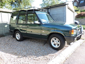 1997 Land Rover Discovery 1 Tdi Superb Limited Edition For Sale