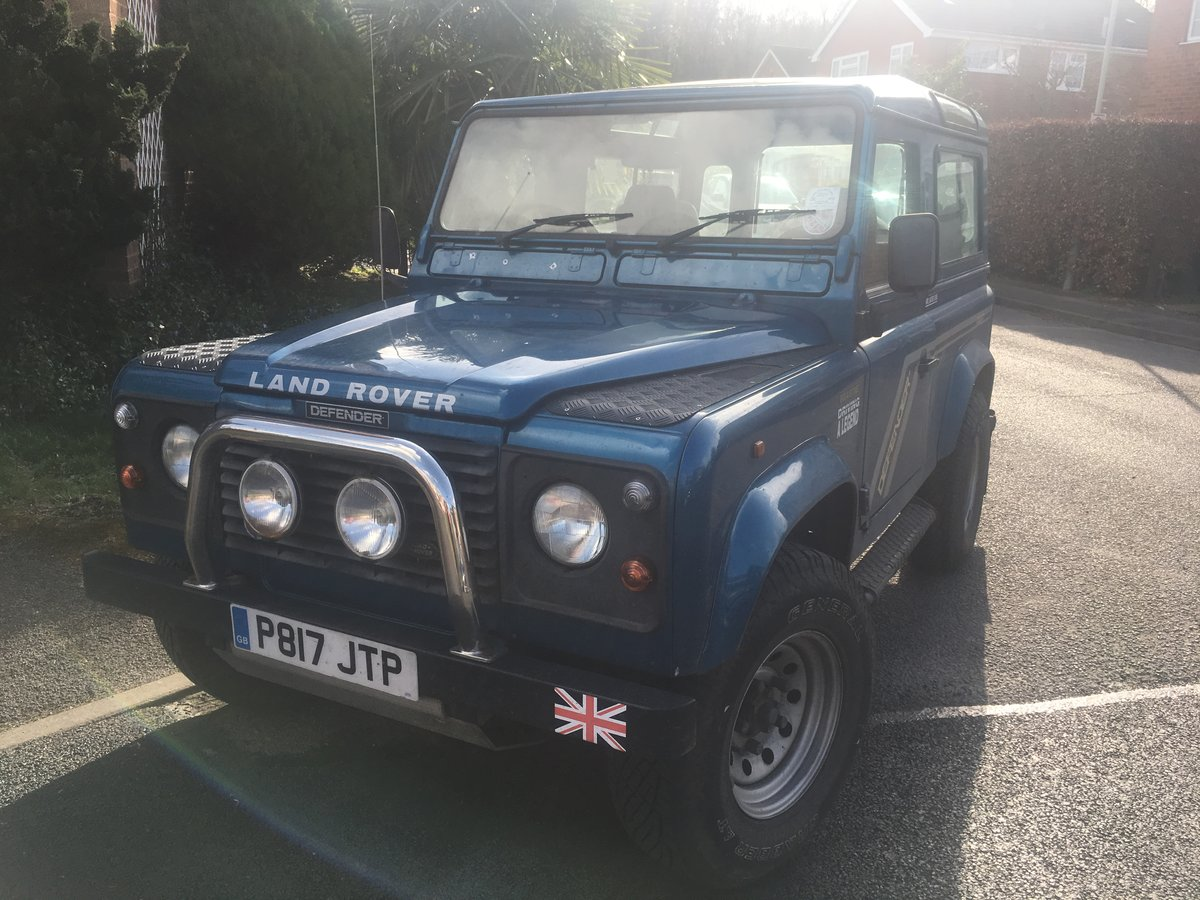 1997 Land Rover Defender County 90 Vintage  For Sale (picture 6 of 6)