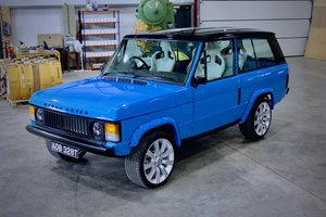 1978 Range Rover Classic 2 door soft dash one of a kind