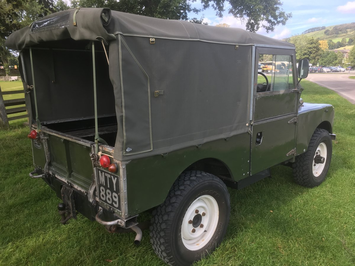 1957 Land Rover Series One 200Tdi  For Sale (picture 2 of 6)