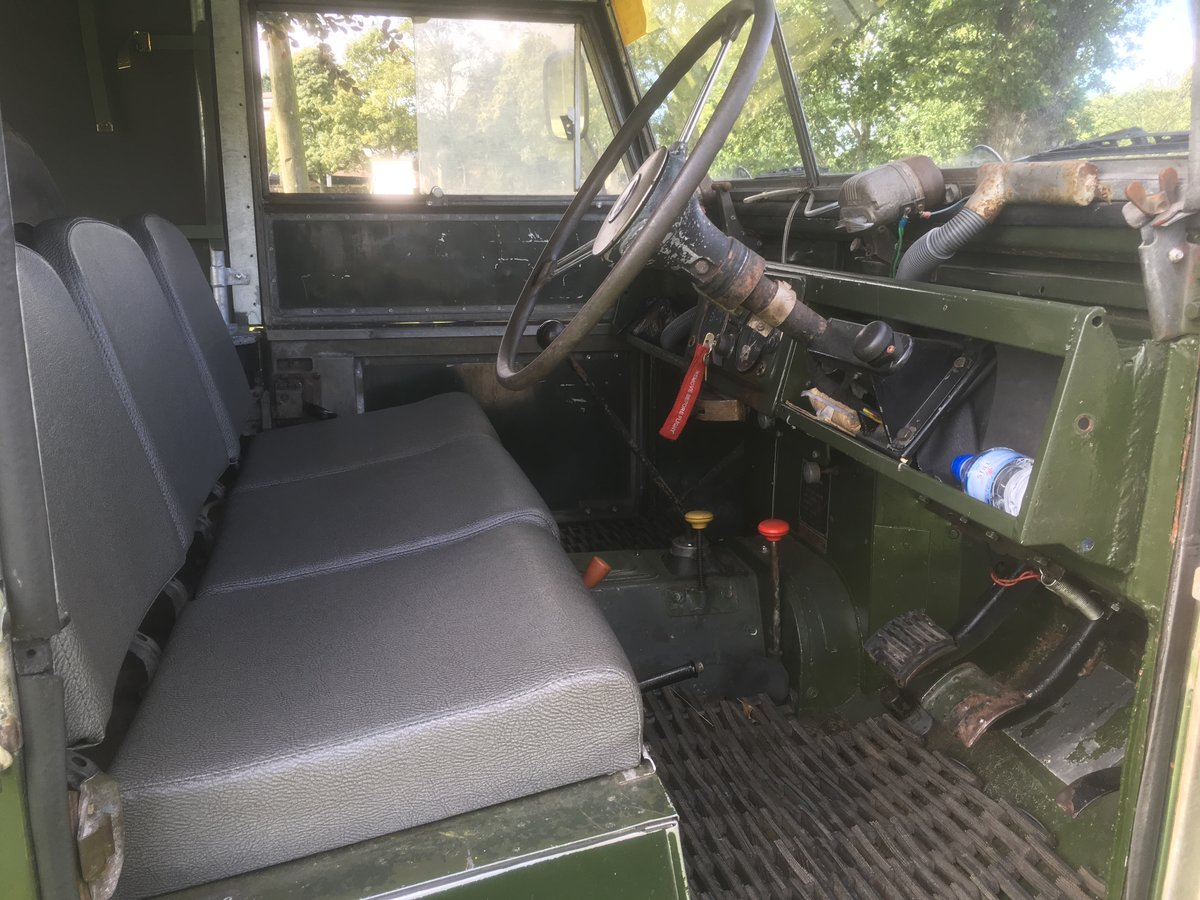 1957 Land Rover Series One 200Tdi  For Sale (picture 3 of 6)