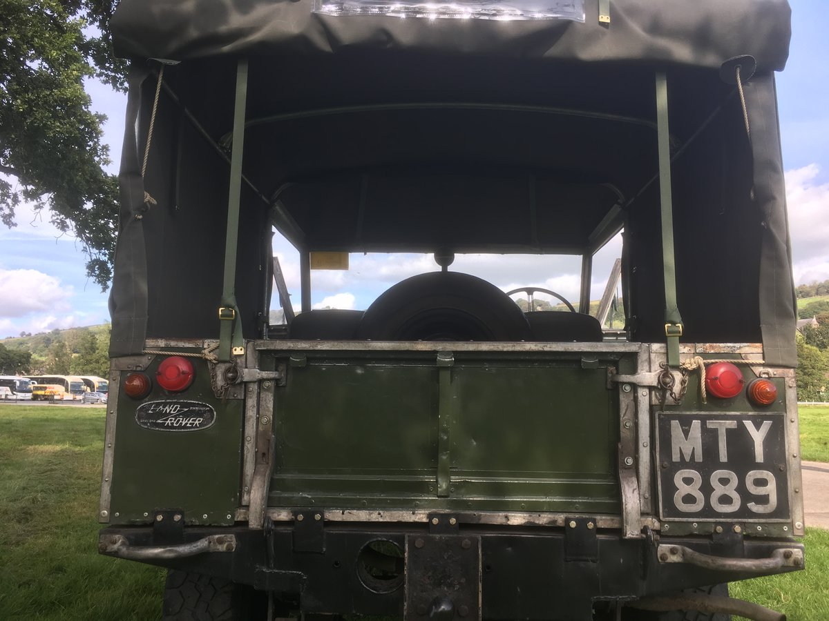 1957 Land Rover Series One 200Tdi  For Sale (picture 6 of 6)