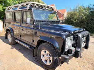 2016 Defender 110 2.2TDCi XS station wagon 7 seater 23000m