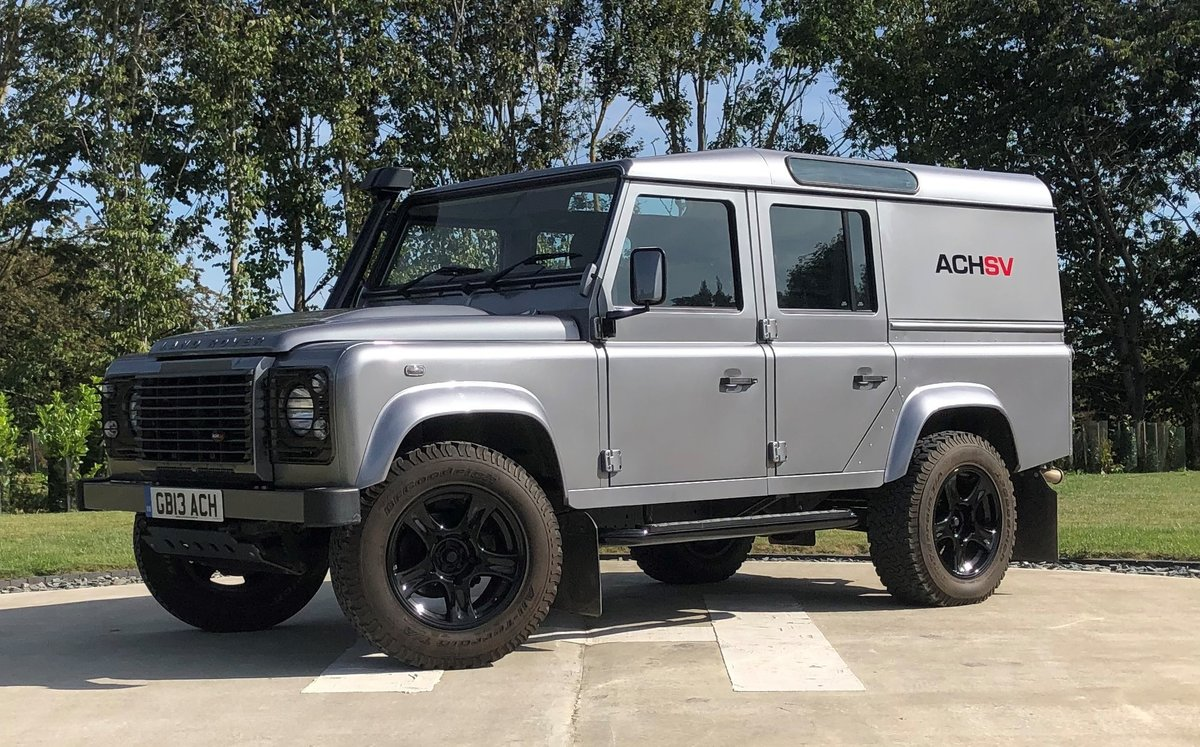 2013 Land Rover Defender 110 XS Utility  For Sale (picture 1 of 5)