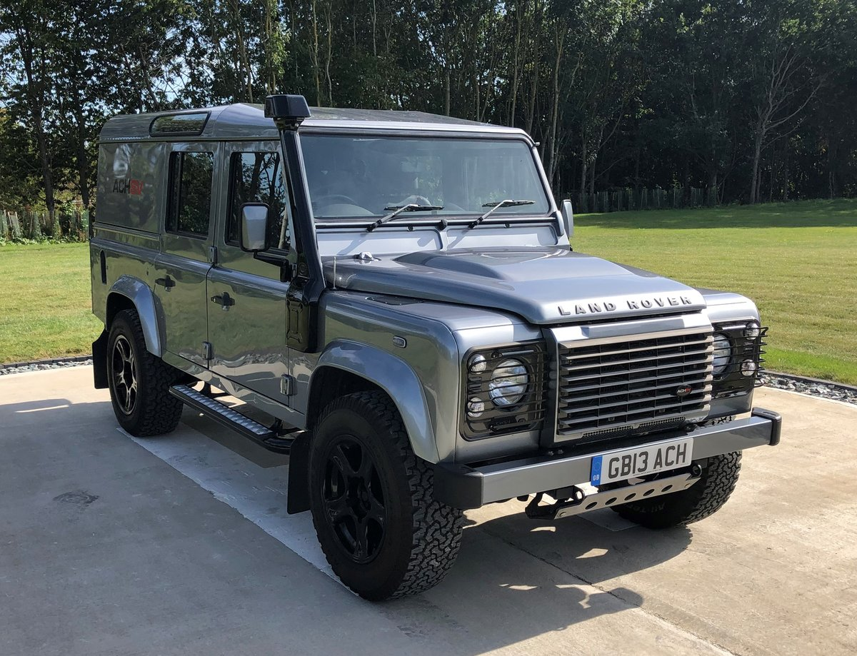 2013 Land Rover Defender 110 XS Utility  For Sale (picture 2 of 5)