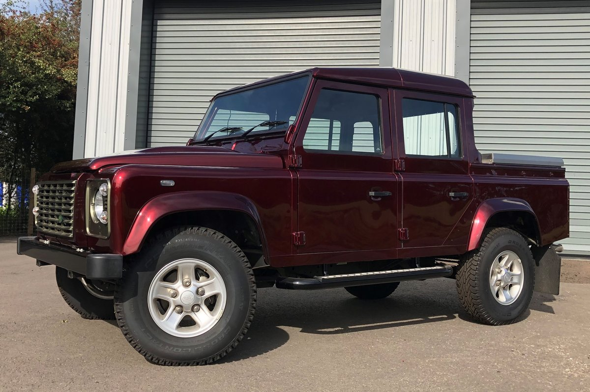 2013 Land Rover Defender 110 Double Cab  For Sale (picture 2 of 5)