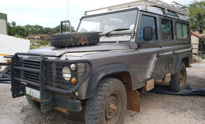 1991 Land Rover 110 Defender 5dr SW V8 (RHD) For Sale